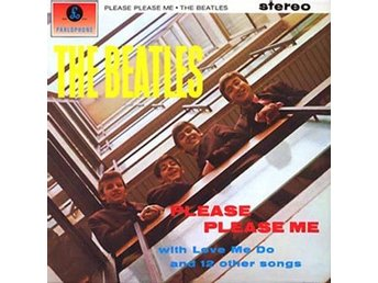 Beatles: Please please me (2009/Rem) (Vinyl LP)