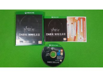 Dark Souls 2 Scholar of the First Sin Xbox One