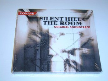 Silent Hill 4 The Room Original Soundtrack Musik *NYTT*
