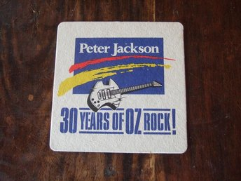 1 st Ölunderlägg / Peter Jackson, 30 years of OZ Rock!