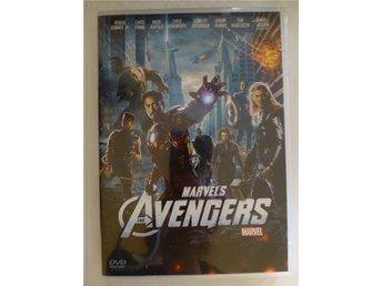 Marvel's The Avengers (DVD) Marvel - Linköping - Marvel's The Avengers (DVD) Marvel - Linköping