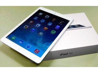 Ipad air2 16 gb wifi cellular Helt ny! olåst