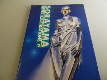 Sorayama - Hyper Illustrations part 2