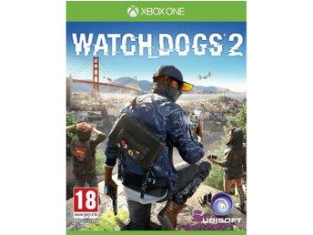 Watch Dogs 2 Xbox One Fyndvara - Malmö - Watch Dogs 2 Xbox One Fyndvara - Malmö