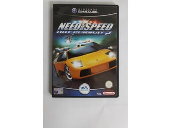 NINTENDO GAMECUBE Spel Need for Speed Hot Pursuit 2, Racingspel