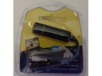 Video Capture - VHS till DVD mm