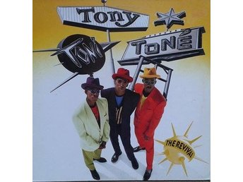 Tony! Toni! Toné! title* The Revival* 90's RnB Hip-Hop LP EU