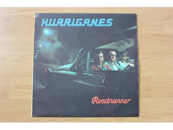 LP. Vinyl. Hurriganes. Roadrunner