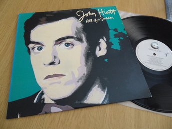 LP JOHN HIATT - All Of A Sudden