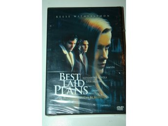Best laid plans (DVD) NY & Inplastad!
