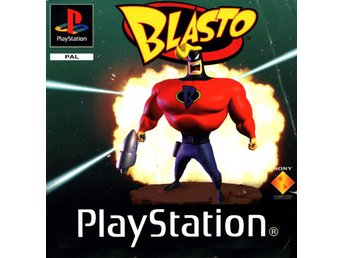 Blasto - Playstation