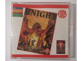 Atari ST: Knight Force!