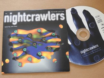 Nightcrawlers - Surrender your love  CD Single 1995