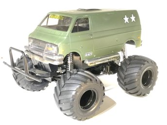 Tamiya Lunch Box RC bil