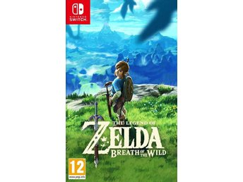 The Legend Of Zelda Breath Of The Wild [ Switch ]