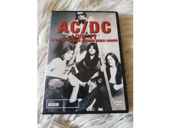 AC/DC live 77 at the hippodrome golders green in london