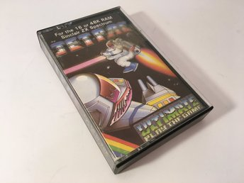 Jet Pak *TESTAD* - ZX Spectrum - 1983 - Ultimate Play The Game - svensk version