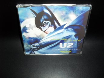U2 - HOLD ME.THRILL ME. KISS ME. KILL ME,CD SINGEL
