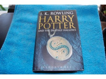 HARRY POTTER AND THE  DEADHLY HALLOWS / j.K.Rowling