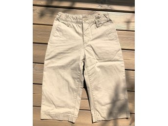Supersnygga shorts beige chinos 134 preppy