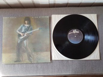 Jeff Beck- Blow by blow CBS Holland Repress