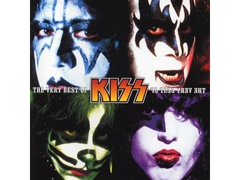 Kiss: Very best of Kiss 1974-92 (CD)