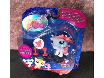 LPS littlest pet shop special edition #986 Hippo