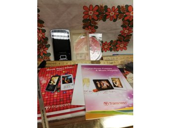 Transcend Digital Photo Frames Music Players