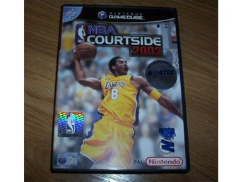 GameCube: NBA Courtside 2002 (ny)