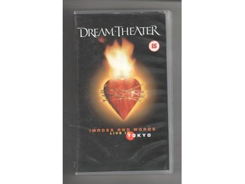Dream Theater - Images and Words - Live in Tokyo