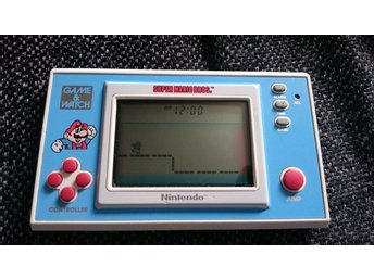 Game and watch - Super Mario Bros 1988