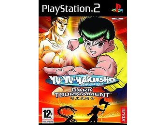 Yu Yu Hakusho Dark Tournamnet - Playstation 2