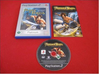 PRINCE OF PERSIA SANDS OF TIME till Playstation 2 PS2