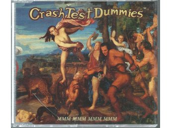 CRASH TEST DUMMIES -MMMMMMM  (CD MAXI/SINGLE )