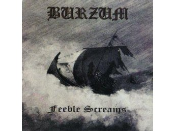 "Burzum -Feeble screams 7"" Brasilien singel med 2 demo låtar - Motala - Burzum -Feeble screams 7"" Brasilien singel med 2 demo låtar - Motala"