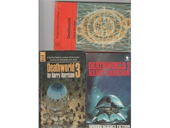 FANTASY&S.F    DEATHWORLD TRIOLOGY  Harry Harrison 1-3