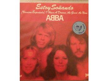 """ABBA 7"""" Naked cover sticker - Spreitenbach - ABBA 7"""" Naked cover sticker - Spreitenbach"""