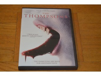 The Thompsons ( The Butcher Brothers ) - 2012 - DVD - Töre - The Thompsons ( The Butcher Brothers ) - 2012 - DVD - Töre