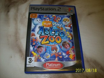 ASTRO ZOO - EYE TOY SPEL (PS2)