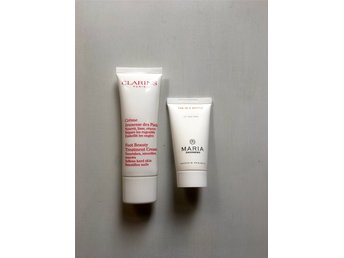 Clarins Maria Åkerberg, Foot Cream & Tan in a bottle