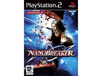 Nanobreaker - Playstation 2