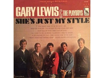 LP Gary Lewis and the Playboys She's just my style