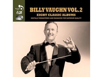 Vaughn Billy: 8 classic album vol 2 1956-62 (4 CD)