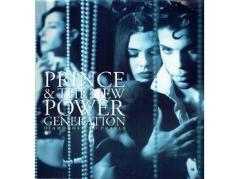 PRINCE & THE NEW POWER GENERATION - DIAMONDS AND PEARLS. 2xLP