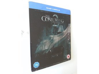 The Conjuring 2 (Limited Steelbook - Rare Edition) James (SAW) Wan - 2016