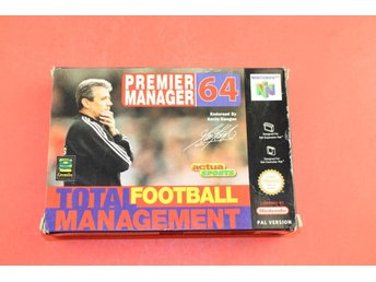 PLAYER MANAGER 64 till Nintendo 64 N64