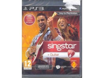 SINGSTAR   (INPLASTAT PS3 SPEL )