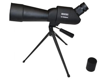 Spottingscope Rocky 18-70x60mm inkl bordsstativ - inkl. frakt.