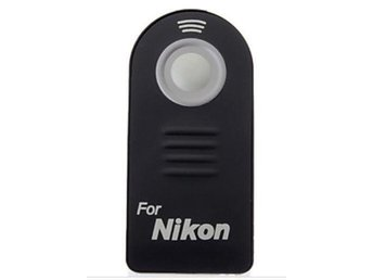 Helt ny Remote Control for Nikon