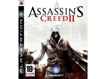 Assassins Creed II - Playstation 3 - Varberg - Assassins Creed II - Playstation 3 - Varberg
